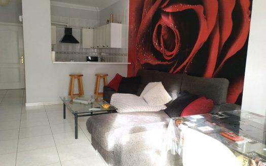 Bonito piso de dos dormitorios en Güímar