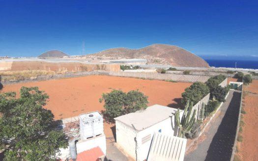 Magnífica finca de 21.662 m2 en Los Llanos, Güímar