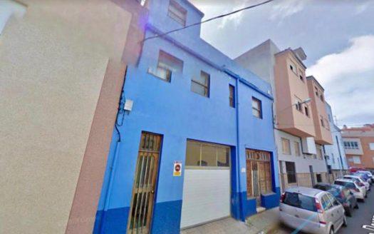 Se vende Edificio de dos Plantas en La Laguna
