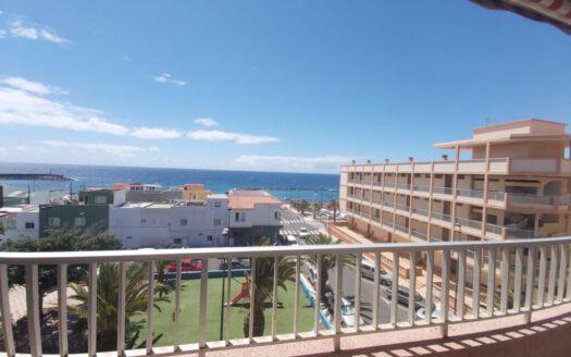 Bonito apartamento en el Puertito de Güímar con vistas al mar