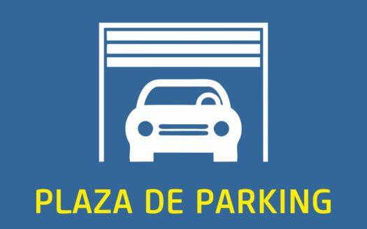 Se alquila plaza de garaje muy céntrica en El Puertito